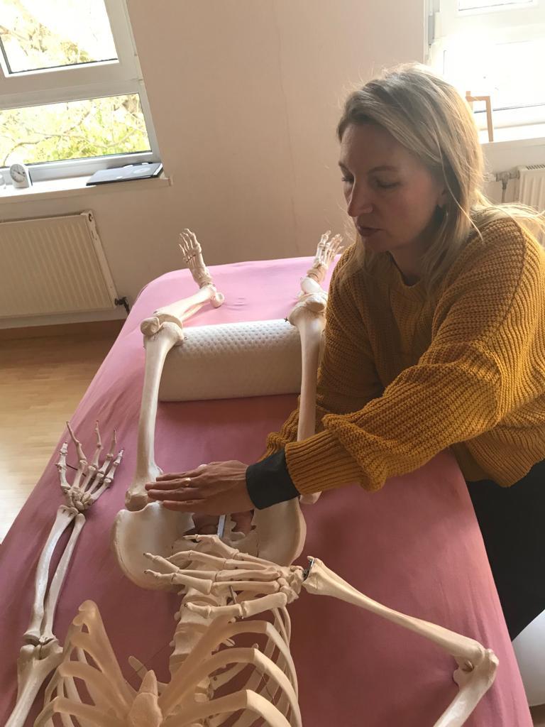 Ausbildung Craniosacrale Therapie Stuttgart Demo