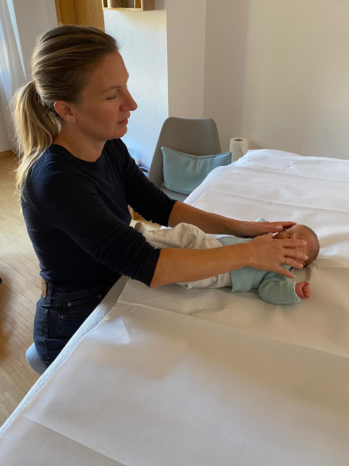 Craniosacrale Therapie & Osteopathie Stuttgart Bähner | Babyosteopathie