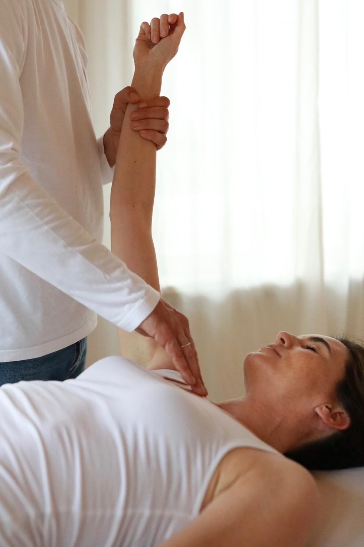 Craniosacrale Therapie & Osteopathie Stuttgart Bähner   Parietale Osteopathie